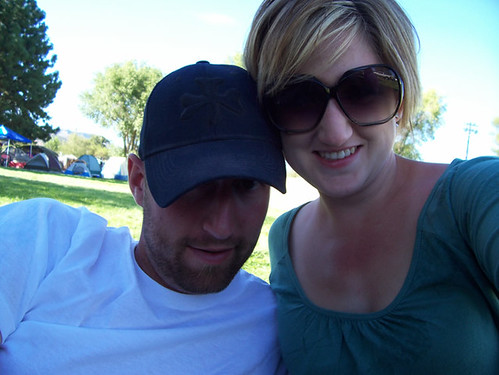 At the Modoc County Fair - 2007