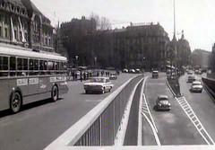 Tunnel Chauderon en 1964