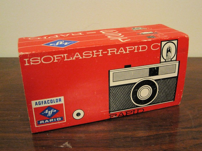 Agfa Isoflash-Rapid C