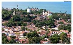 Vista Aérea do Sítio Histórico de Olinda