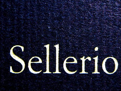 sellerio, 1