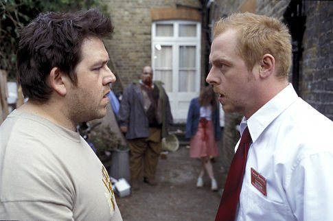 Modern Mondays Shaun Of The Dead 2004 Cinebeats