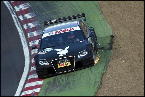 Markus Winkelhock Audi DTM