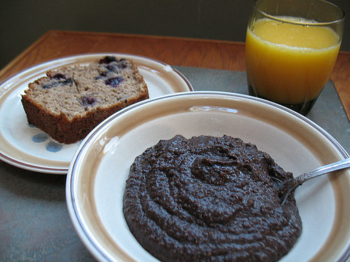 B-foods for b-fast.