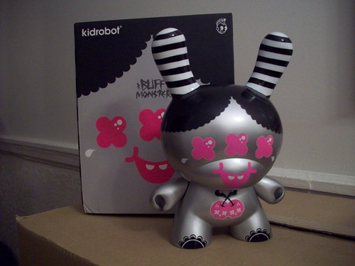buff monster dunny kidrobot