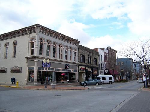 Downtown Richmond