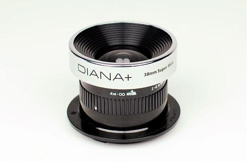 Diana 38mm