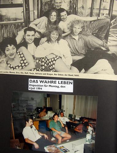 """""""Das wahre Leben"""" German TV series 1994"""