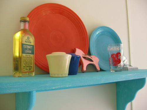 vintage kitchen display1