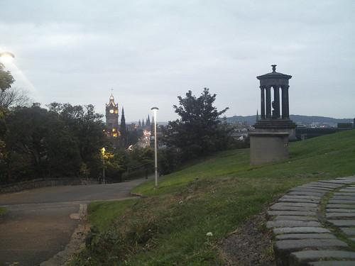 20090918 Edinburgh 18 Calton Hill 23