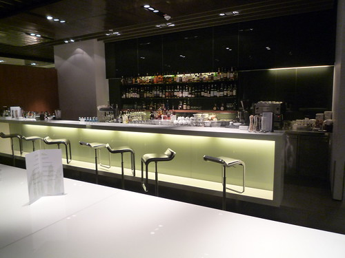The Bar with Large Whiskey Selection