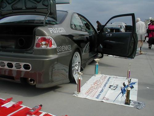 2000 Honda Civic EX SHow car