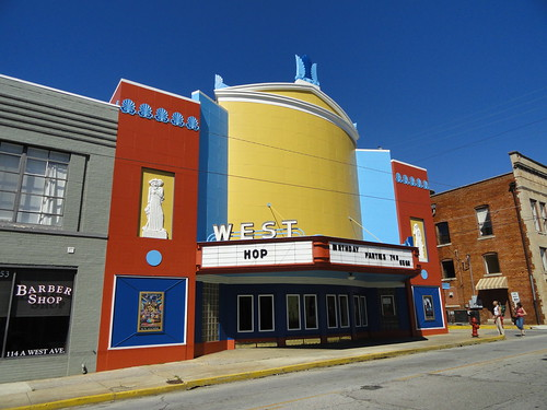 West Theatre, Rockmart GA