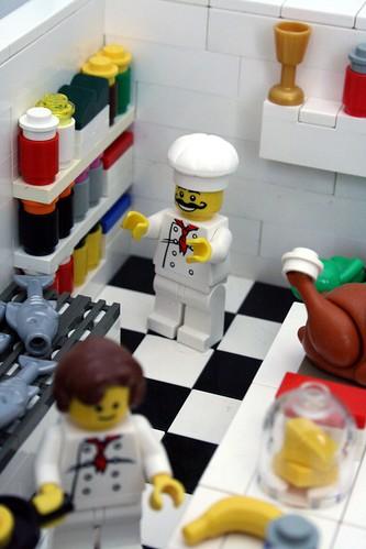 Order_Up: Luigi the Happy Chef