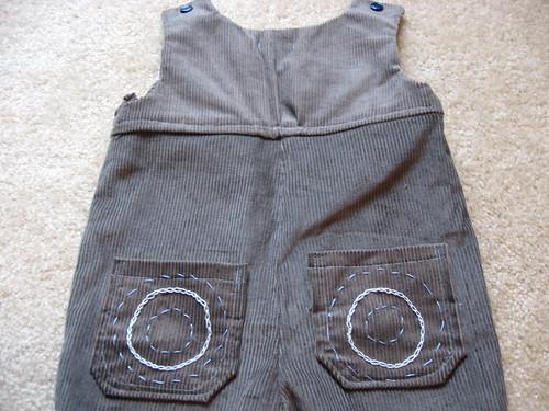 overalls-back detail