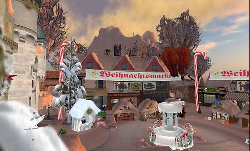 The Christmas Market at Wunderbar