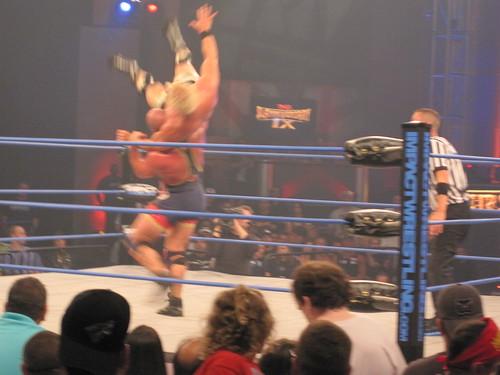 TNA Slammiversary:  Kurt Angle vs. Jeff Jarrett