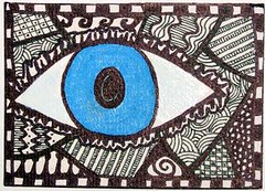 E is for EYE ATC