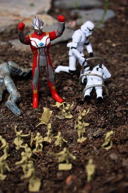 Ultraman ftw!