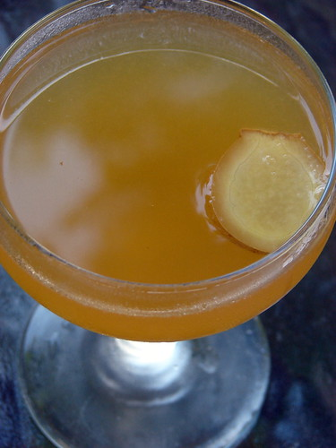 Xanté Ginger Martini