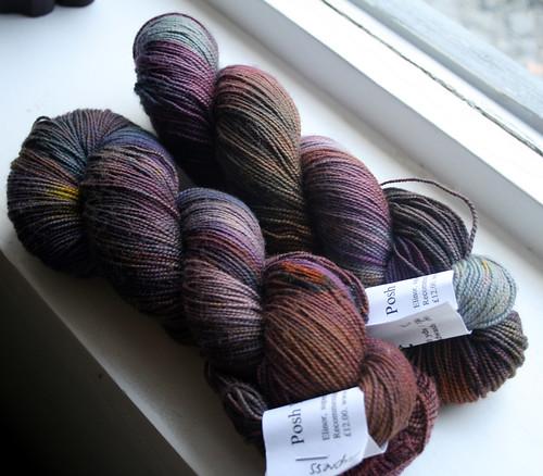 Posh Yarn - Impress