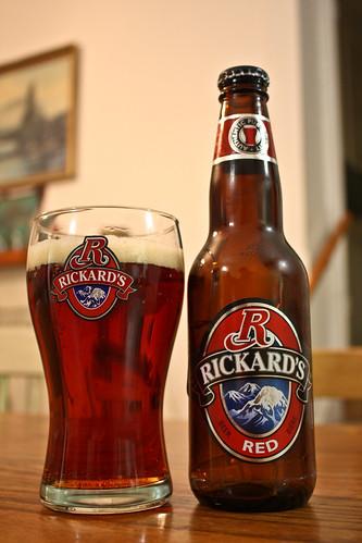 Rickard's Red Beer
