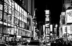Times Square, New York City / 20091121.7D.0041...