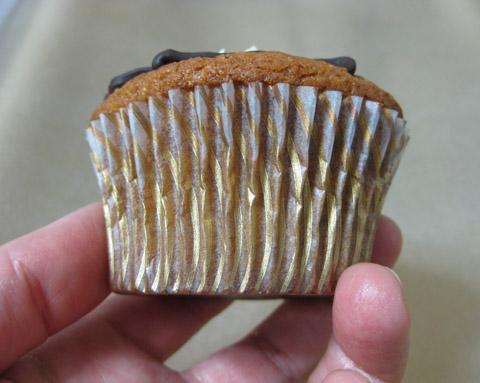 magdalenas veganas de cacahuetes