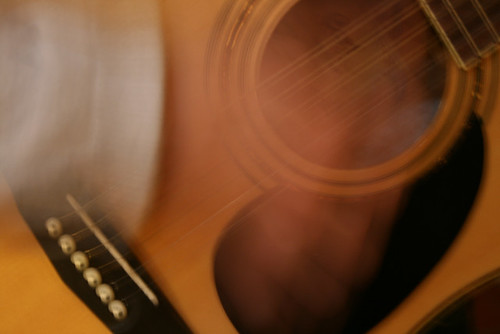 Playing the Guitar 02