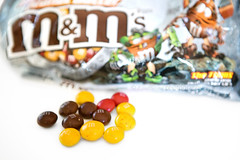 Starberried Peanut Butter M&Ms