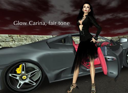 LAQ Glow Carina fair