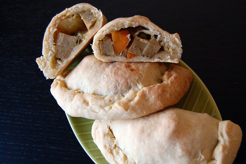Empanada Close-Up