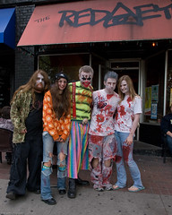 2009 Lawn Chair Film Festival Zombie Night