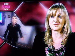 Lesley Sharpe on Doctor Who