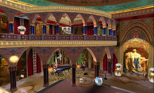 The Ballroom at Wunderbar