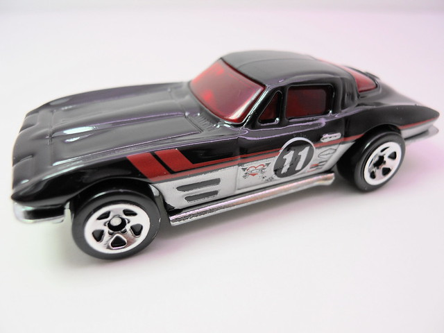 hot wheels valentine gift pack '64 corvette stingray