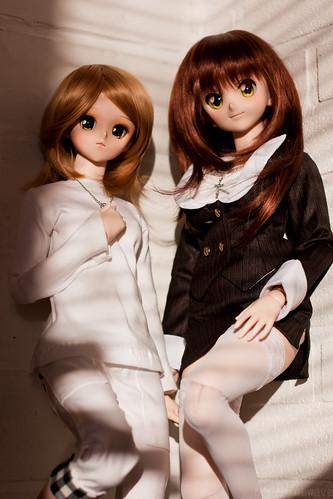 Kyouko & Yoko