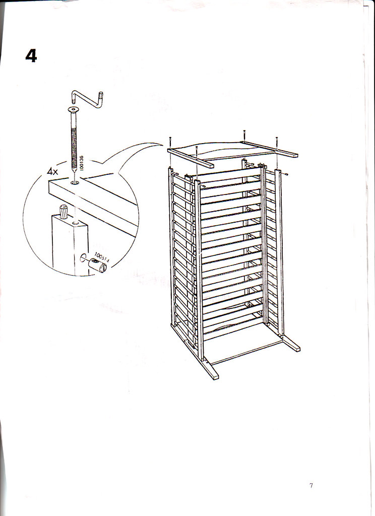 Ikea Crib Assembly Instructions 14036