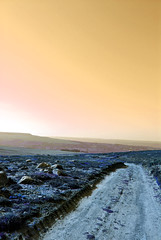 Yorkshire Dales as Mars