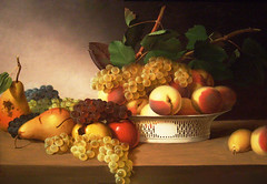 Still Life from an Oil Painting