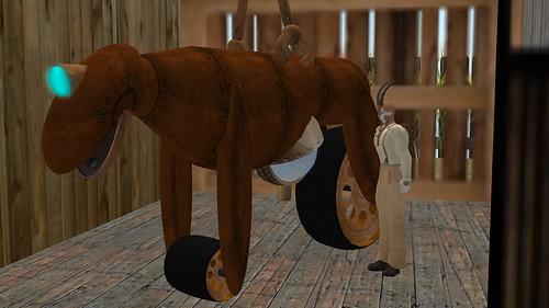 Steelhead Animal Building Contest