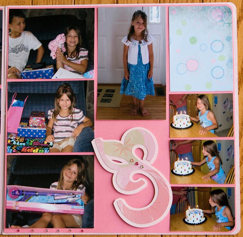happy sixth birthday right