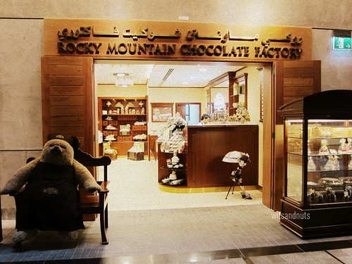 Rocky Mountain Chocolate Factory, The Souk, Central Market, Abu Dhabi