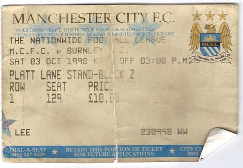 City 2-2 Burnley