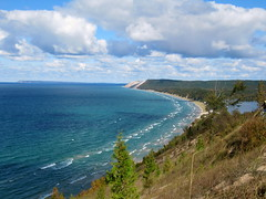 Lake Michigan / Sleeping Bear Dunes