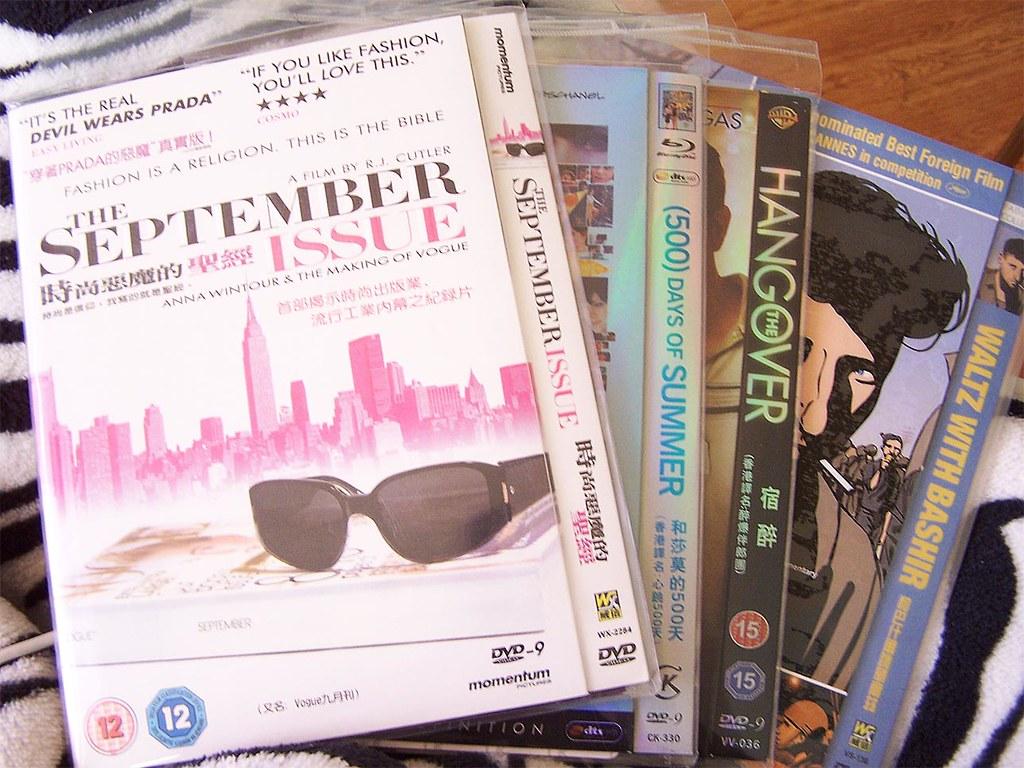 Fake DVD