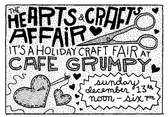 Hearts & Crafts Affair
