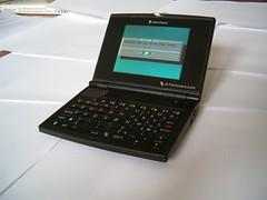 Ben NanoNote micronotebook