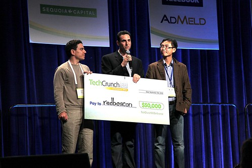 redbeacon, the winners at TechCrunch50
