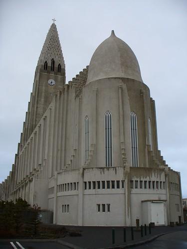 Technogothic church by DJ PY